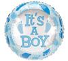 "Helium It's A Boy Balloon -18"""