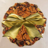 Nut Brittle Platter Small  9""