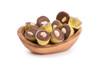 Chocolate Hazelnut Cupped Truffle