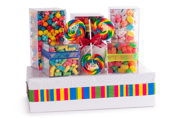 Tantalizing Candy Bar Deluxe