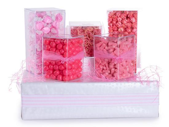 Baby Girl Candy Bar
