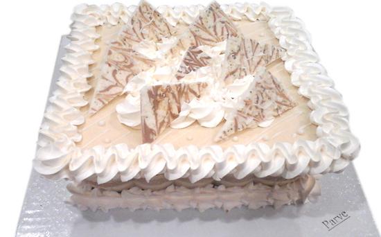 Parve Cheesecake