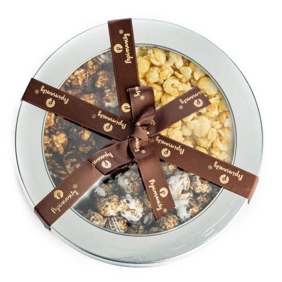 Popinsanity Artisan Popcorn Tin