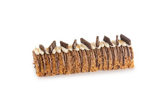 Peanut Chew Log-10""