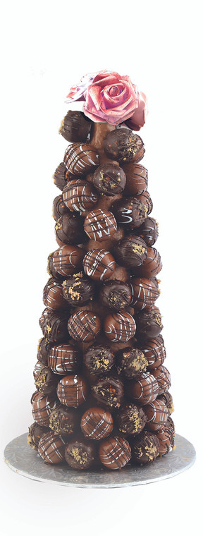 "Truffle Tower-21"" Hand Delivery Only"
