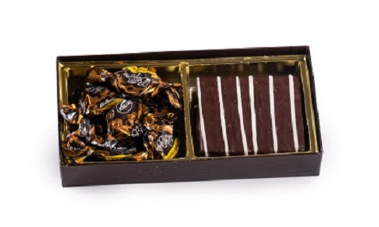 Chocolate Graham and Dairy Caramels Gift Box