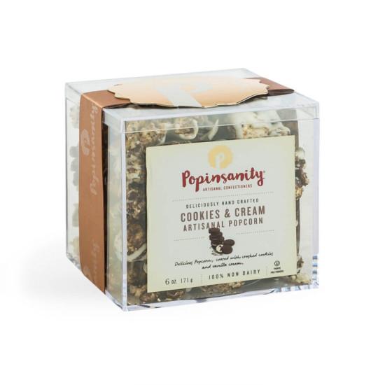 Popinsanity Acrylic Cube
