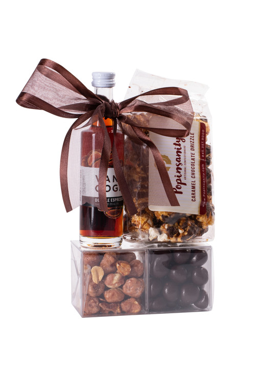 SOLD OUT!!!!Popinsanity, Liquor, Chocolates & Nuts