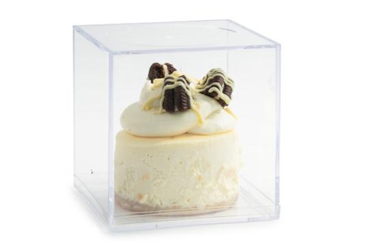 Cheese Cake Mini- Acrylic Boxed- 1 Piece