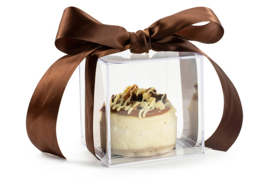 Cheese Cake Mini- Acrylic Boxed- 1 Piece