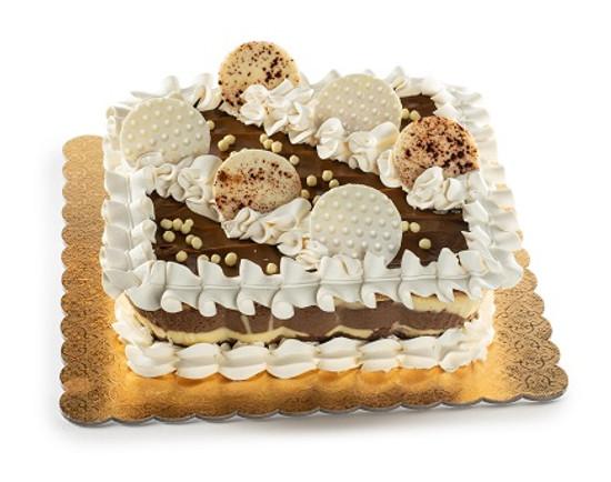 "Cheesecake- Dairy-10"" Square"