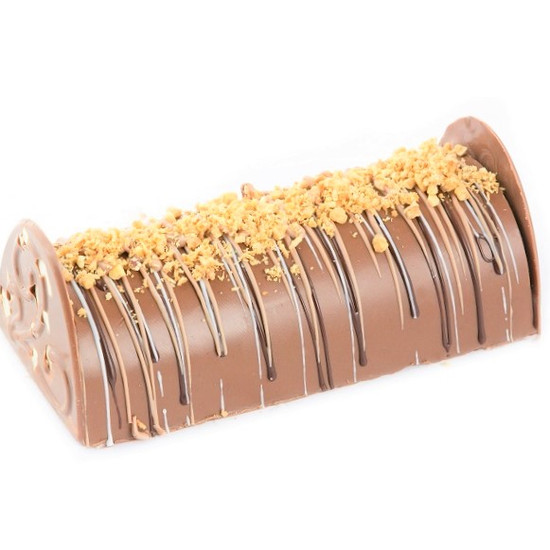 Dairy Praline Log