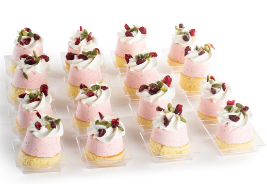 Strawberry Shortcake Miniatures-16 Pc.