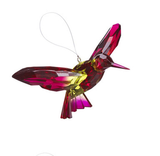 Crystal Hummingbird-7 inch