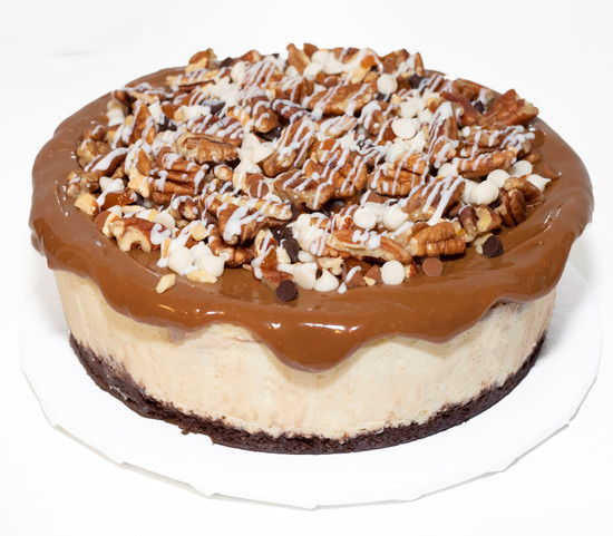 Caramel Cheese Cake 9.5 inch