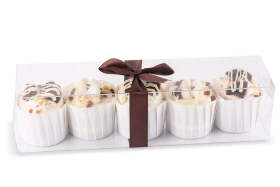 Cheese Muffins- 5pc Boxed