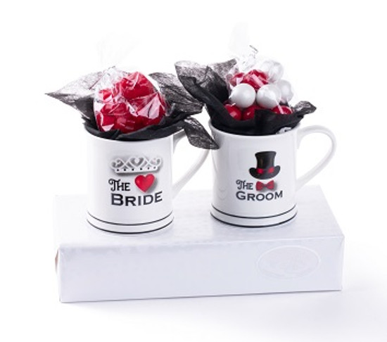 Bride & Groom Mugs