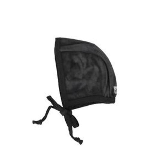 Velour Bonnet Grey