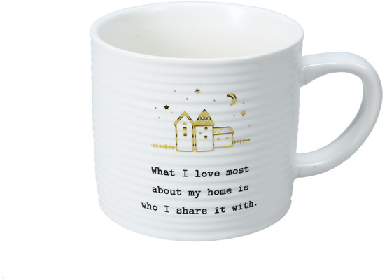 What I Love Most Mug-10oz