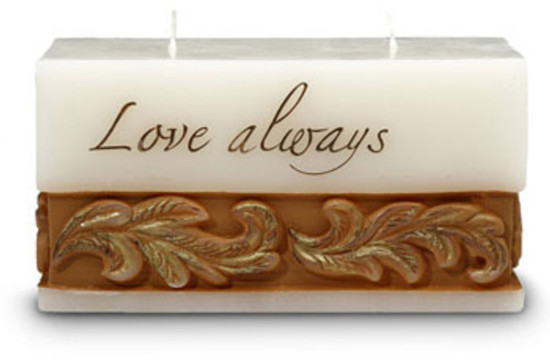 Love Always Candle