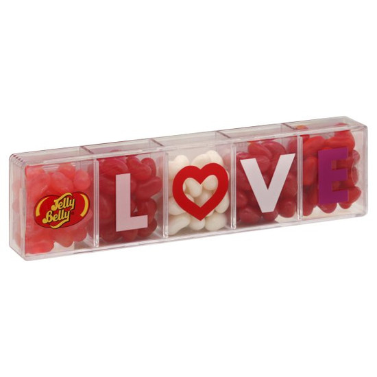 Jelly Belly Gift Box Love