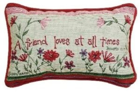 Pillow A Friend Loves At All Times