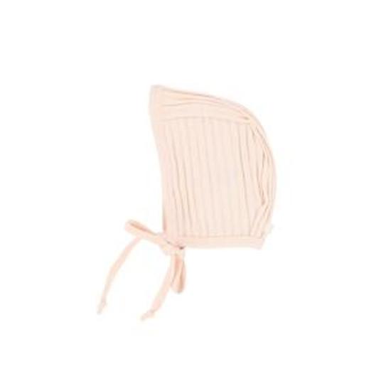 Lil Leggs Petal Pink Bonnet
