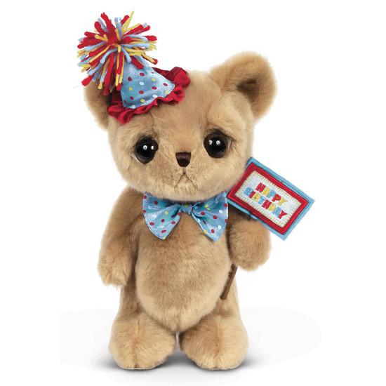 Birthday Bear  With Big Eyes