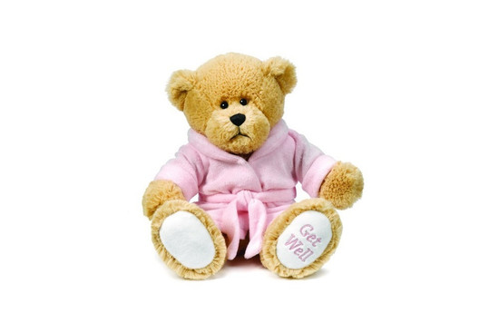 Teddy Bear- Get Well