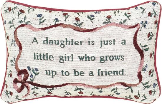 Pillow Daughter