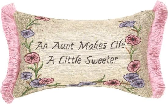 Pillow Aunt