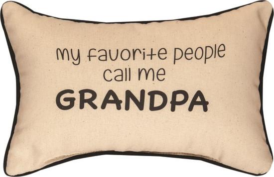 Pillow Grandpa