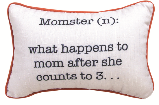Pillow Momster