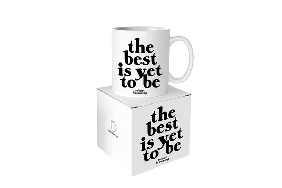 Mug- The Best Is Yet To Be
