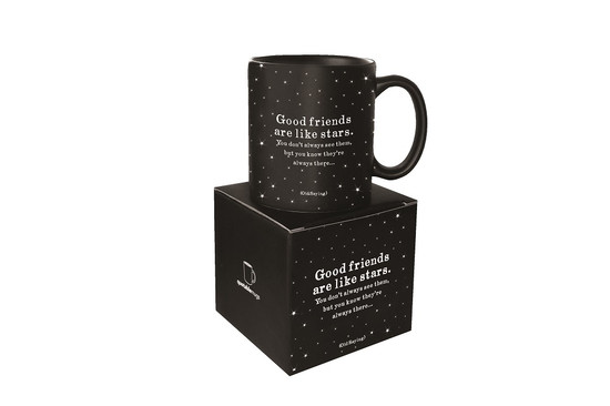 Mug- Good Friends Are Like Stars