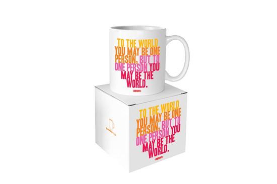 Mug- To the World