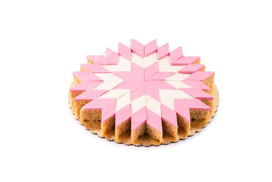 Peanut Chew Starburst Pink -48 Piece