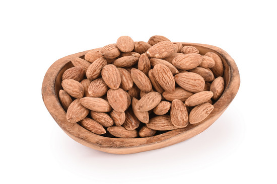 Dry Roasted Salted Almonds