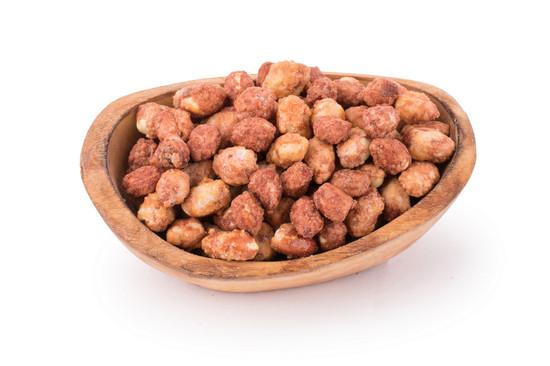 Honey Glazed Peanuts