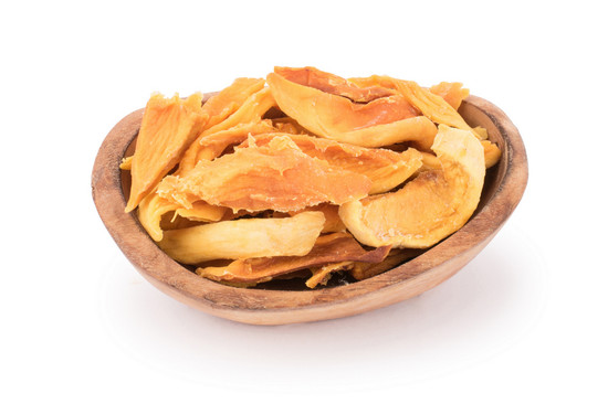 Natural Dried Mango Spears