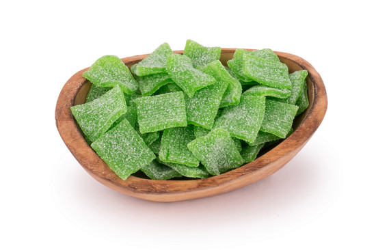 Green Apple Bites