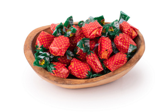Strawberry Hard Candy