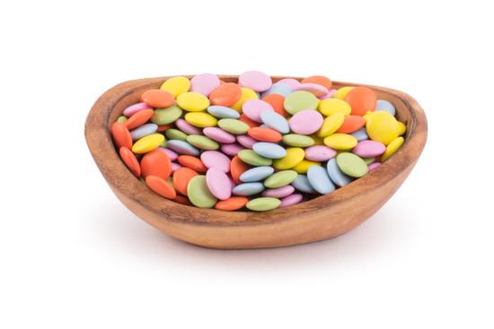 Chocolate Lentils (Bloom's)