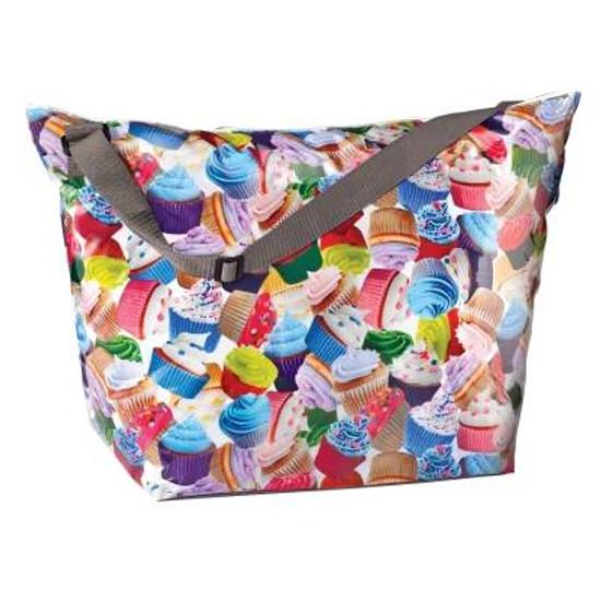 Cupcake Weekender Bag