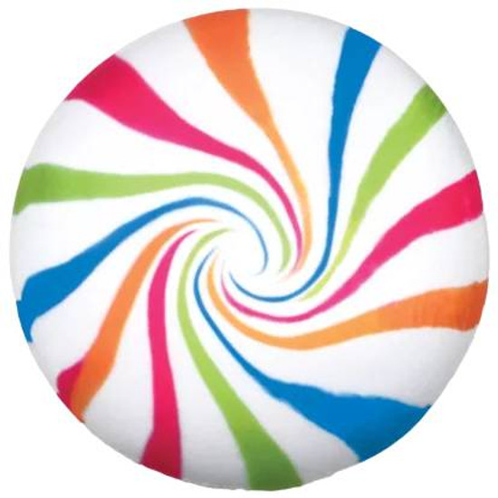 Candy Swirl Scented Microbead Pillow