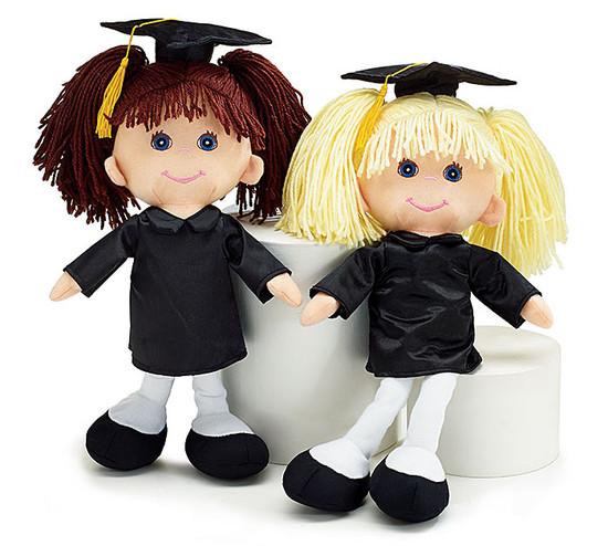 Graduation Doll- Blonde or Brunette