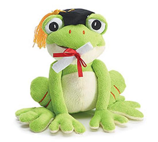 Graduation Frog