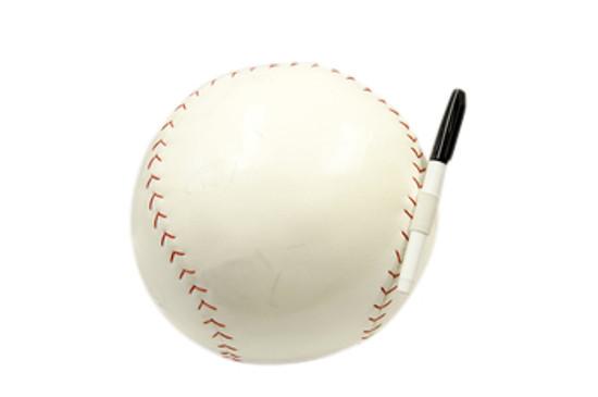 Baseball Autograph Pillow