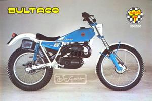 Model 199B 350  (340cc) 6 Speed 1981