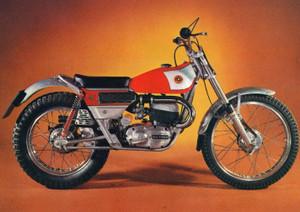 Model 49 250cc 1968-1971